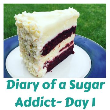 Diary of a Sugar Addict